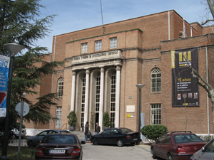 "The Institute of Physical Chemistry ""Rocasolano"". Click on it to go to the Institute web site"