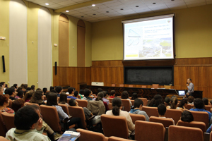Crystallography and Mathematics, A meeting dedicated to young students