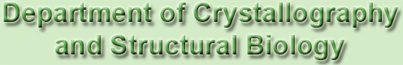 Department of Crystallography and Structural Biology